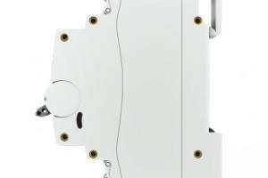 Автоматический выключатель 1P 25А (C) 4,5kA ВА 47-63 EKF PROxima-1