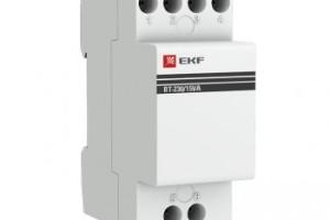 Трансформатор звонковый модульный BT-230В-12-12В 15ВА EKF PROxima