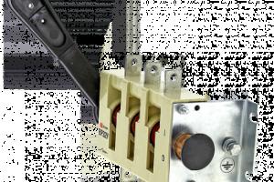 Выключатель-разъединитель ВР32У-31А31220 100А 1 направ. с дг. камерами несъемная левая-правая рукоятка MAXima EKF PROxima-1