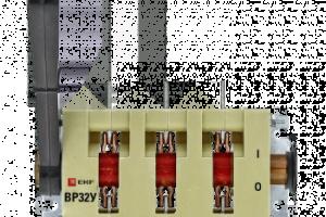 Выключатель-разъединитель ВР32У-31А31220 100А 1 направ. с дг. камерами несъемная левая-правая рукоятка MAXima EKF PROxima
