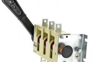 Выключатель-разъединитель ВР32У-31В31250 100А 1 направ. с дг. камерами съемная левая-правая рукоятка MAXima EKF PROxima